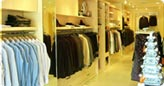 Distributio of clothing to hypermarkets