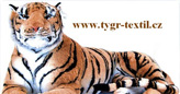Outlet Tygr textil