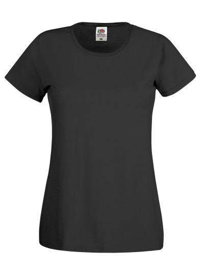 Dámské tričko Original T. Barva: Black