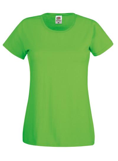 Dámské tričko Original T. Barva: Lime