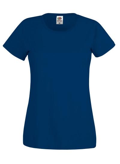 Dámské tričko Original T. Barva: Navy