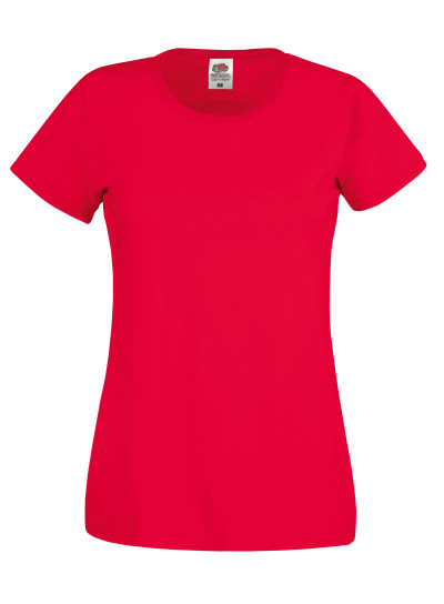 Dámské tričko Original T. Barva: Red