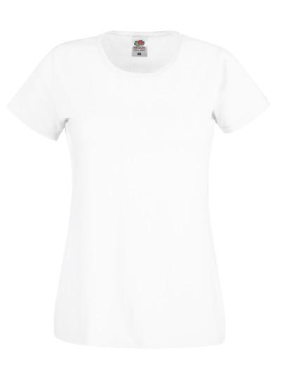 Dámské tričko Original T. Barva: White