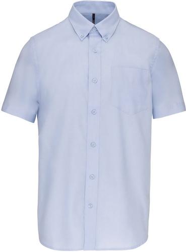 ece99f53e96 Pánská košile oxford s krátkým rukávem - reklamni-textil.kacheldesign.cz