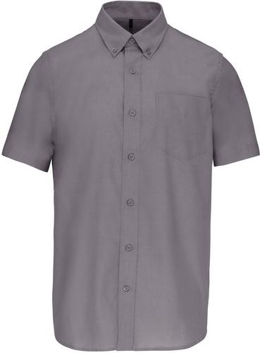 3b8da47b47c Pánská košile oxford s krátkým rukávem - reklamni-textil.rodad ...