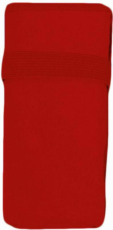Jemný sportovní ručník z mikrovlákna. Barva: Red