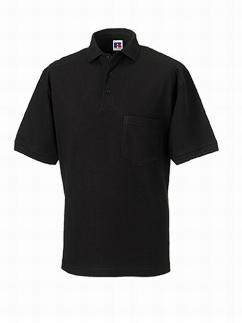 Pánská polokošile Heavy Duty s kapsou - Výprodej