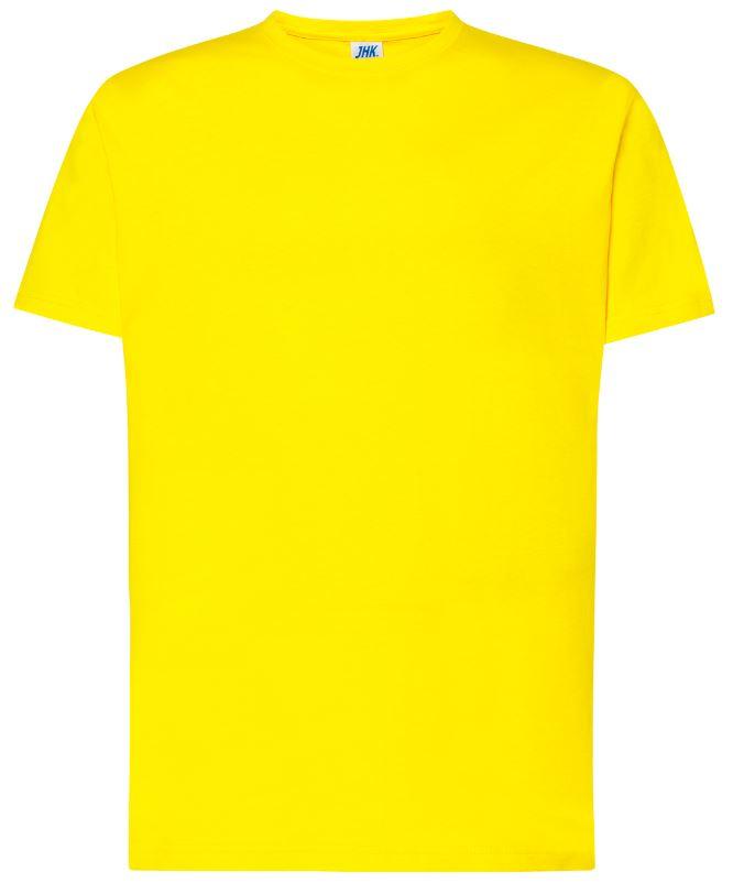 Pánské tričko Regular Premium. Barva: Gold