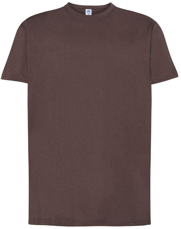 Pánské tričko Regular Premium. Barva: Graphite