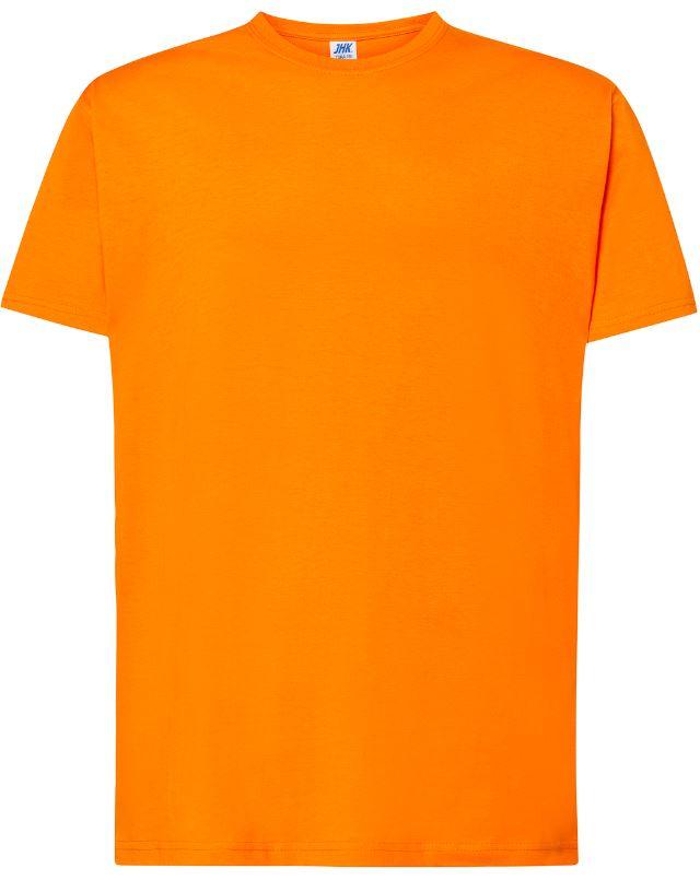Pánské tričko Regular Premium. Barva: Orange