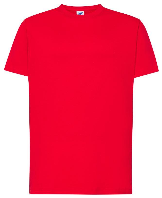 Pánské tričko Regular Premium. Barva: Red
