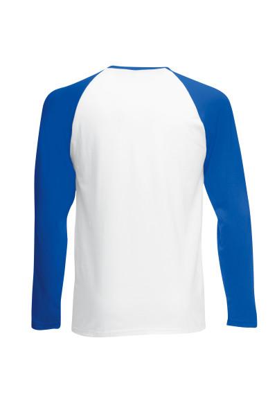 Pánské trièko dlouhý rukáv Baseball T