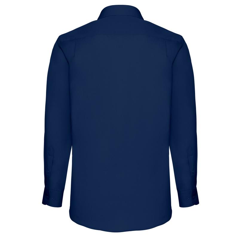 Pánská popelínová košile kr.rukáv Short Sleeve Popelin Shirt
