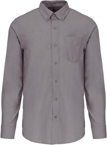 d9b982ec296 Pánská košile oxford s dlouhým rukávem - katalog.textilprofirmy.cz