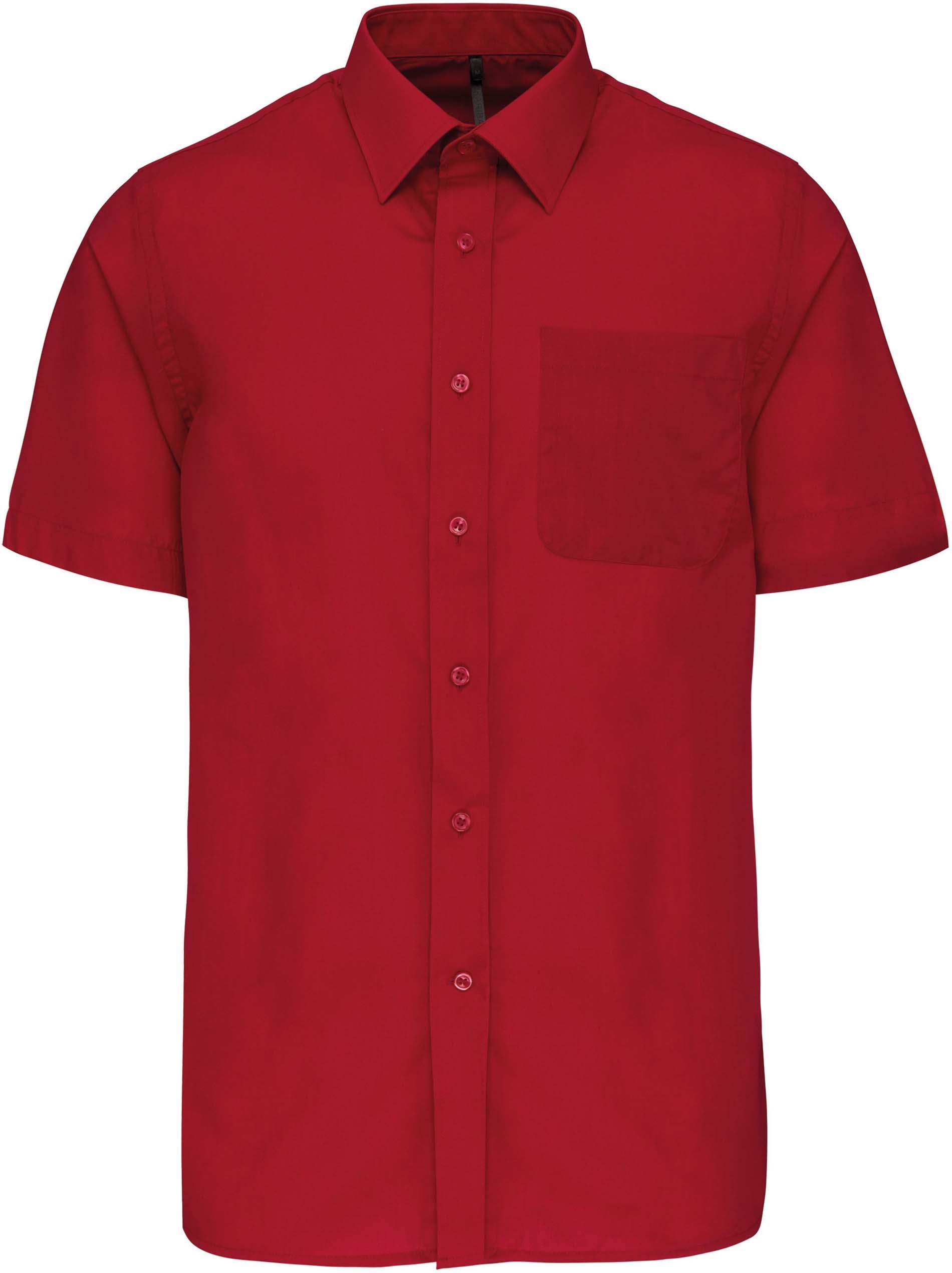 Pánská košile krátký rukáv ACE - veretex.cz d77f797533
