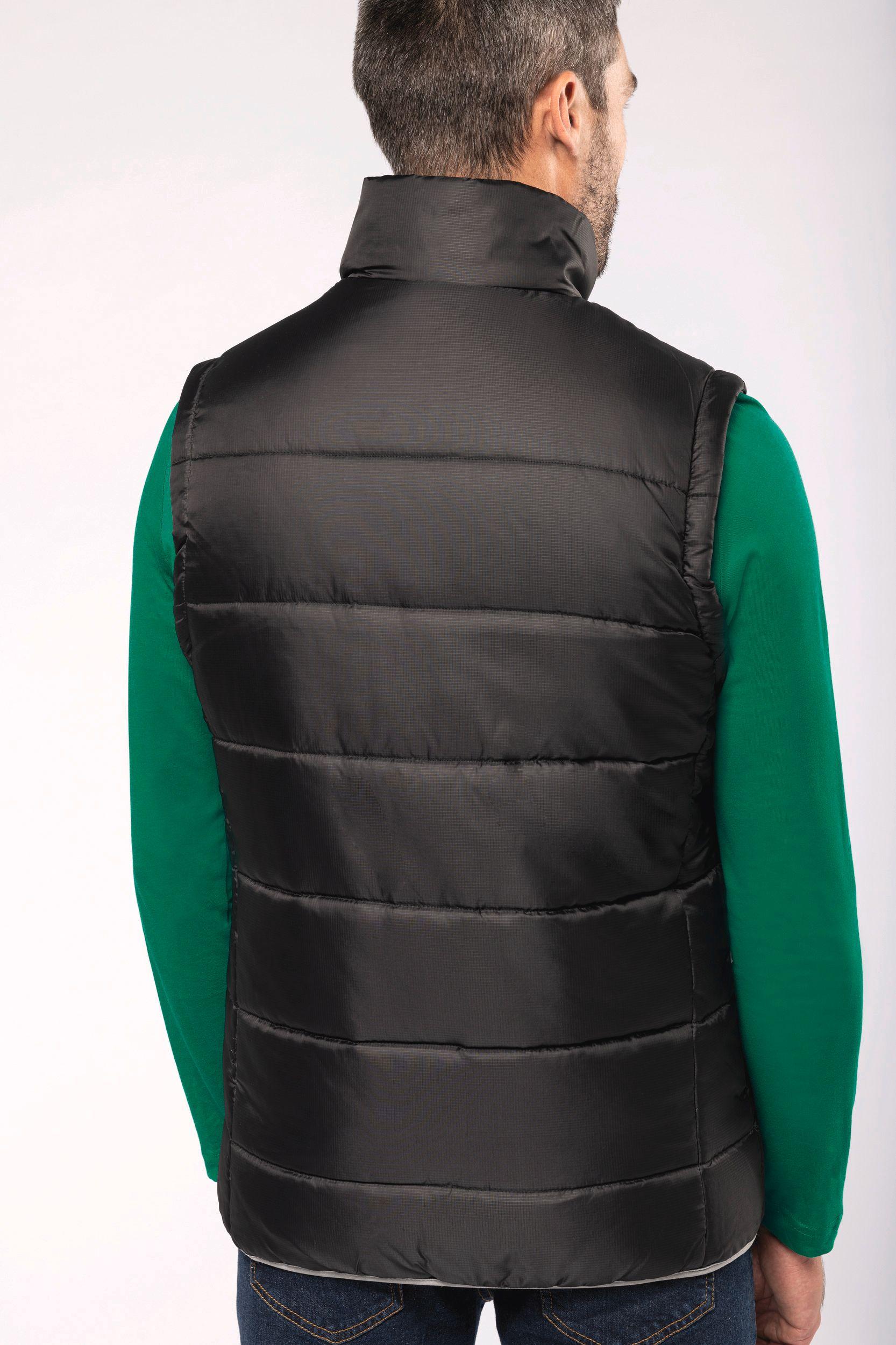 Pánská prošívaná vesta Quilted Bodywarmer