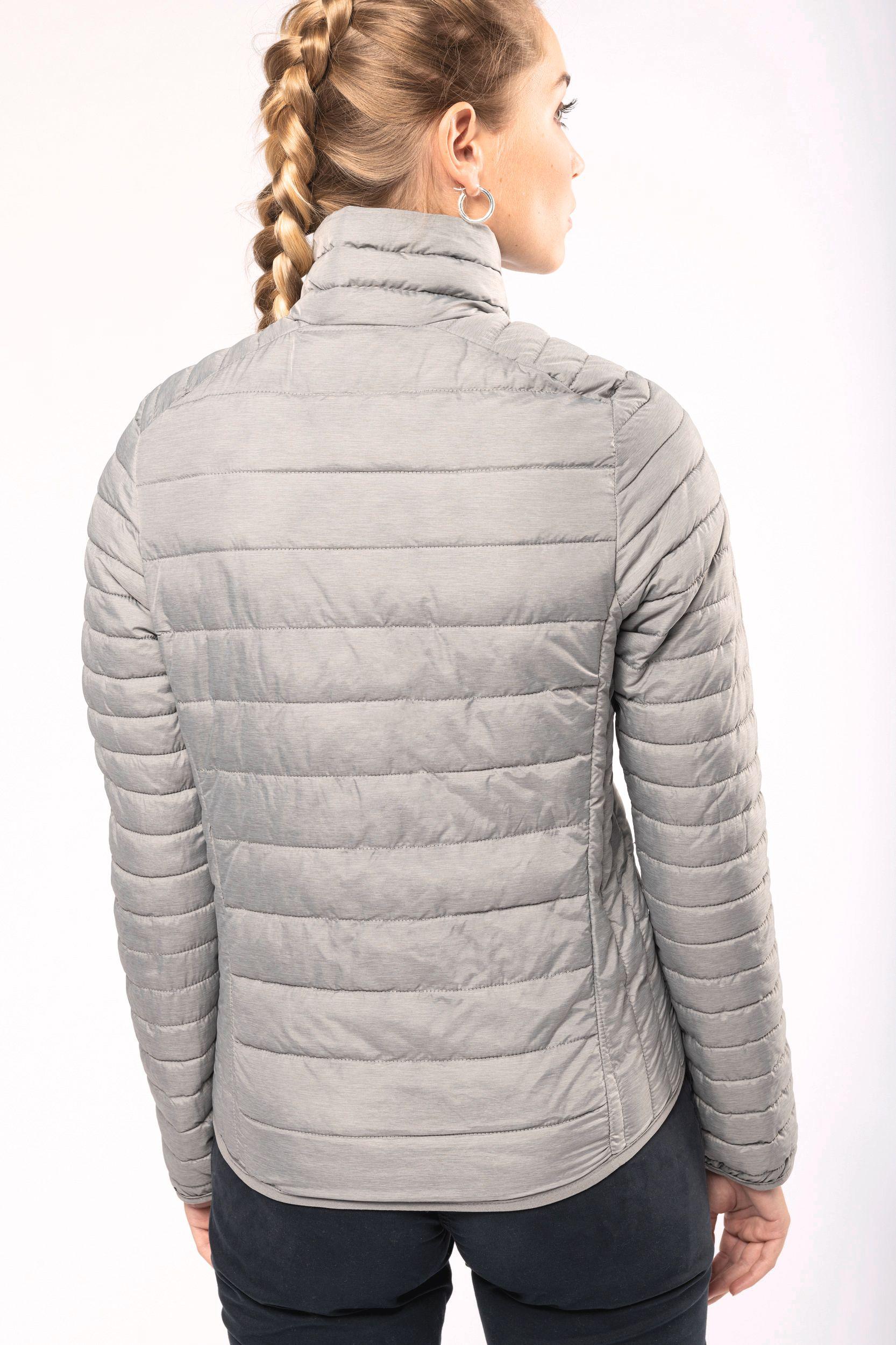 Dámská zimní bunda bez kapuce