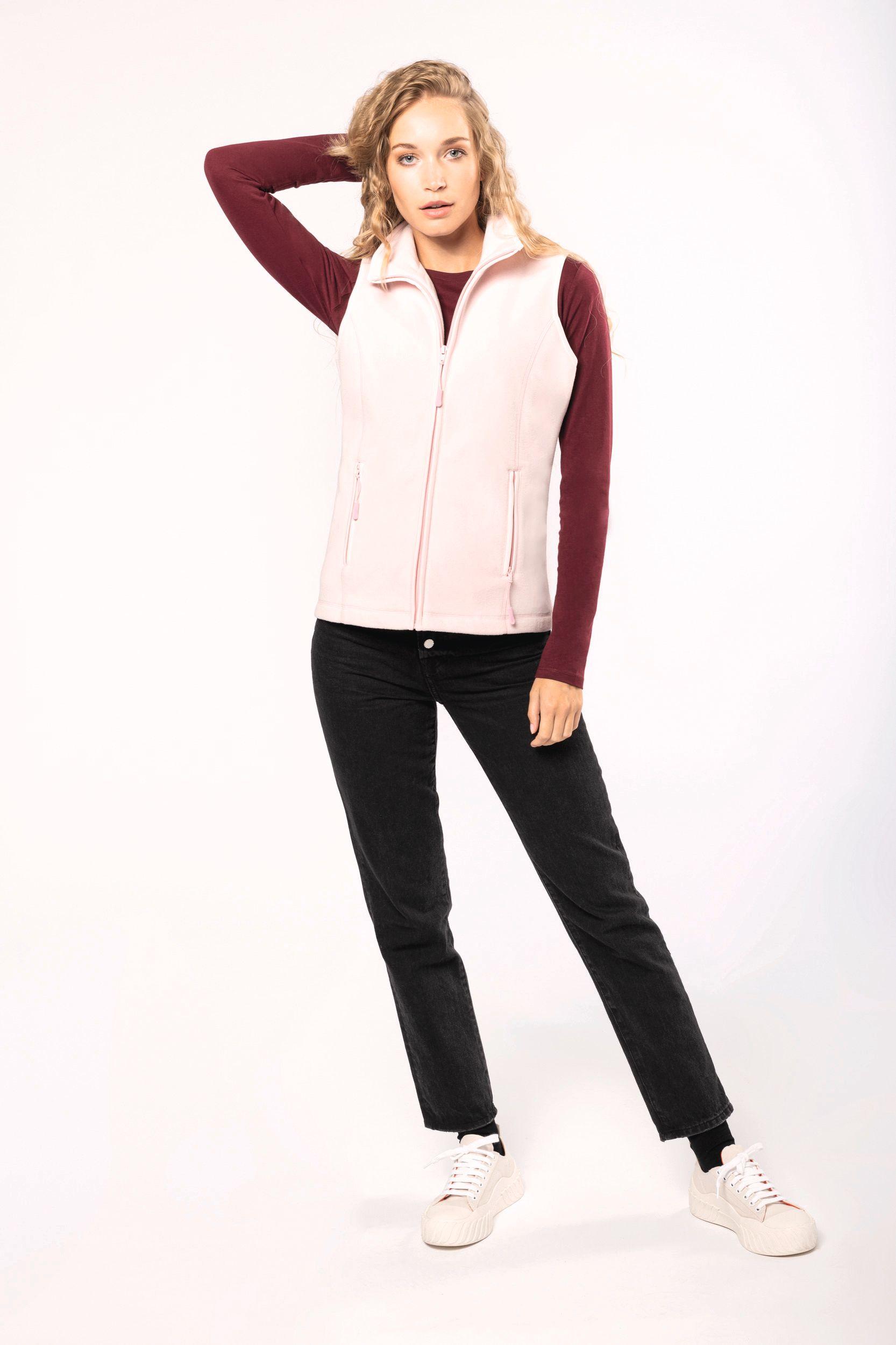 Dámská fleecová vesta MELODIE