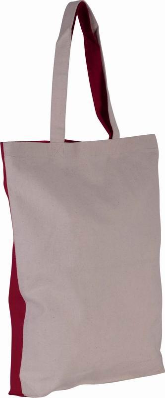 Dvoubarevná nákupní taška 13 l