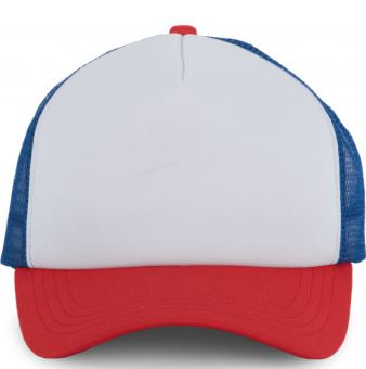 White/French Red/Reflex Blue