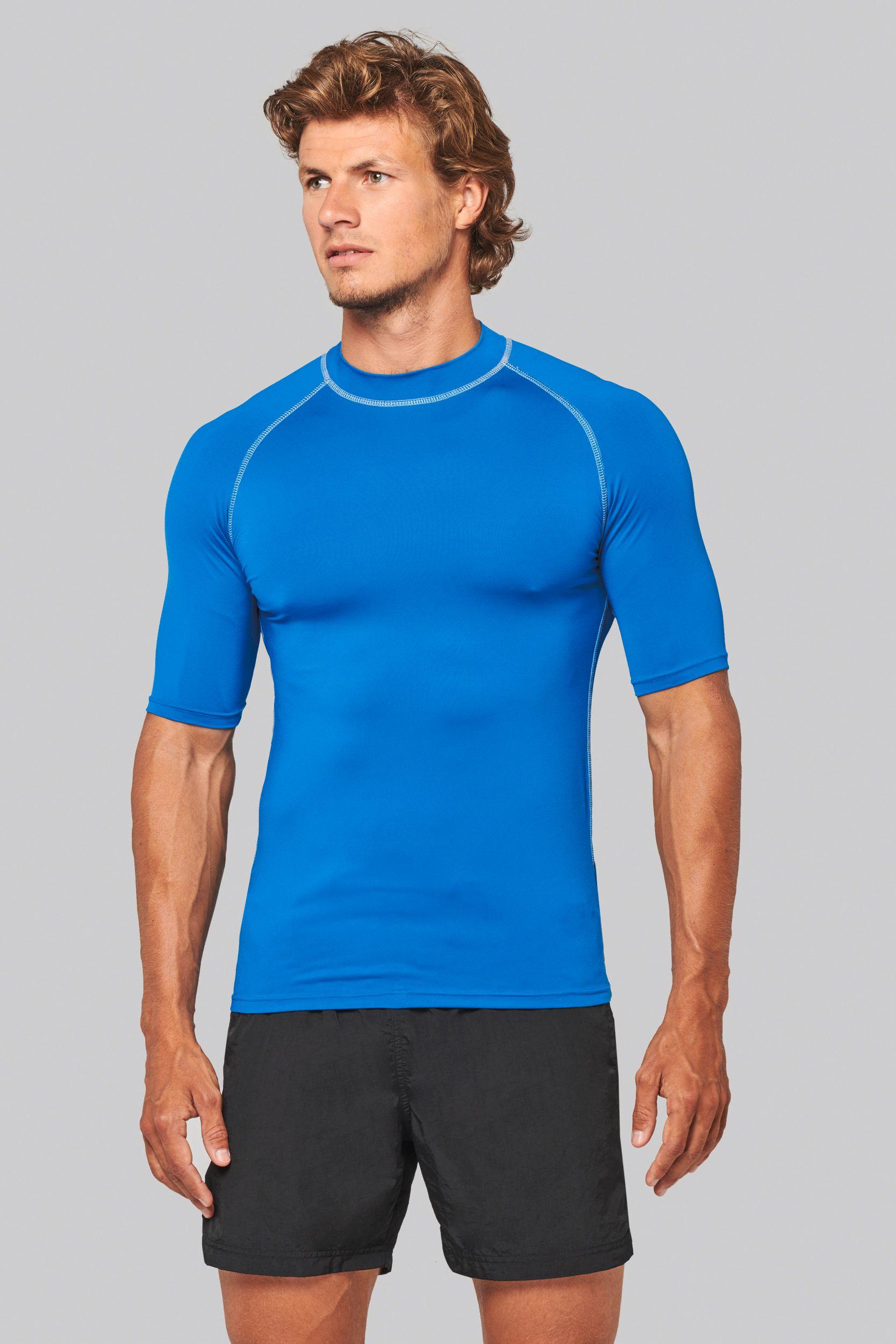 Tričko proti slunci s UV filtrem