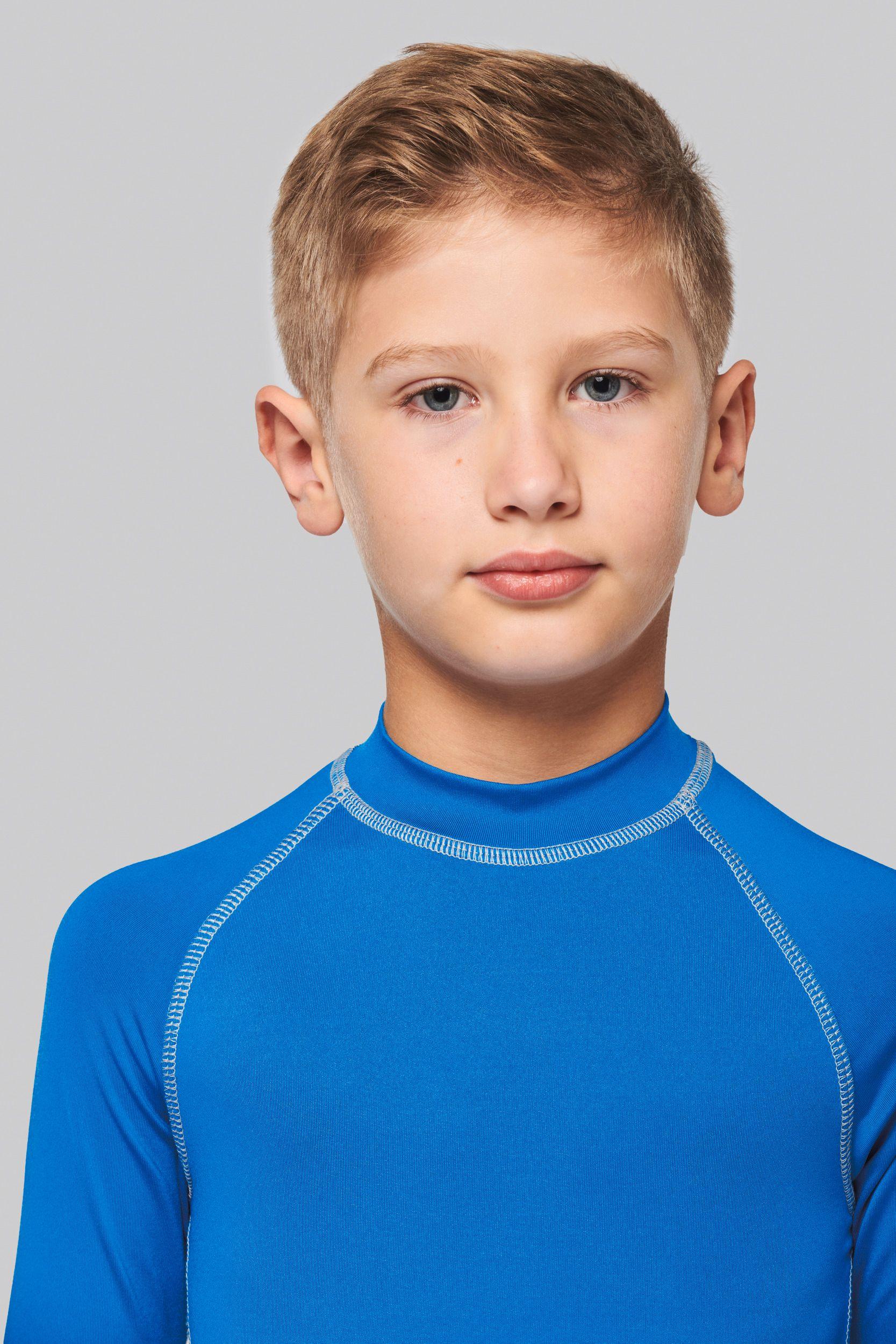 Dětské tričko proti slunci s UV filtrem