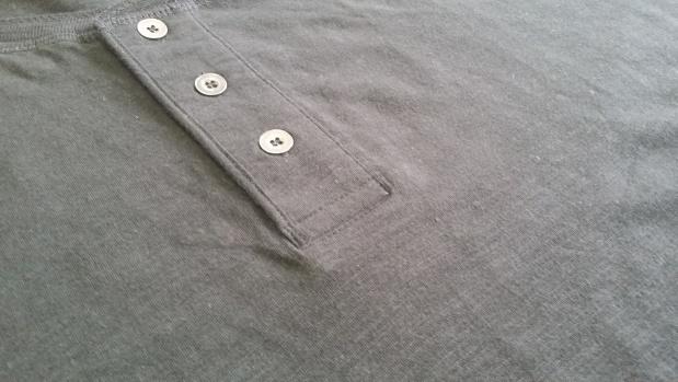 Pánské trièko s knoflíèky Shawn Henley