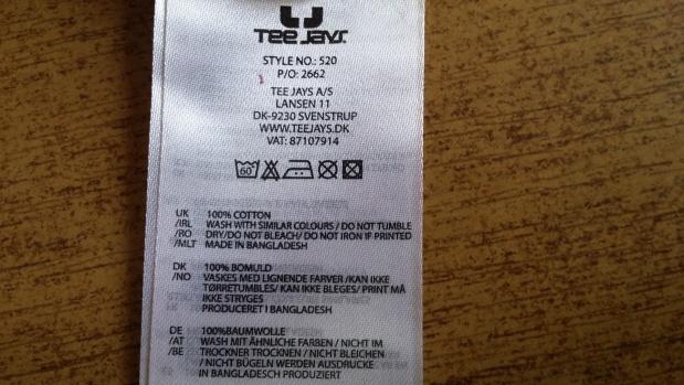 Pánské trièko Interlock Tee